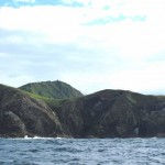 Triangle Island is an Ecological Reserve that's off limits to humans