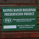 Hayne's Ranch restoration project