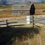Hayne's Ranch Barn