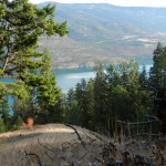 View of Kalamalka Lake