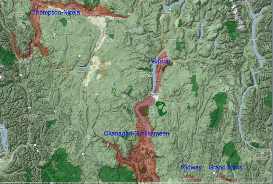 Rattlesnakes In Colorado Map.Species Account And Population Assessment For The Northern Pacific