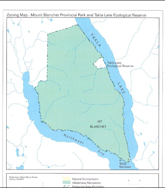 taklaa lake ER map