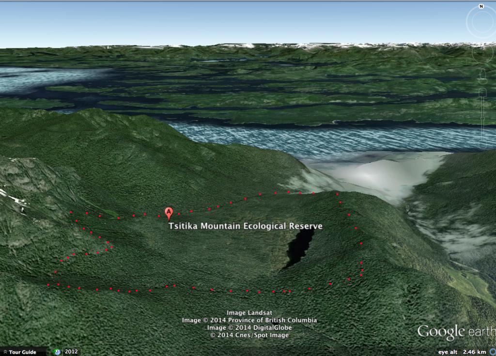 TsitikaMt-google-earth3D