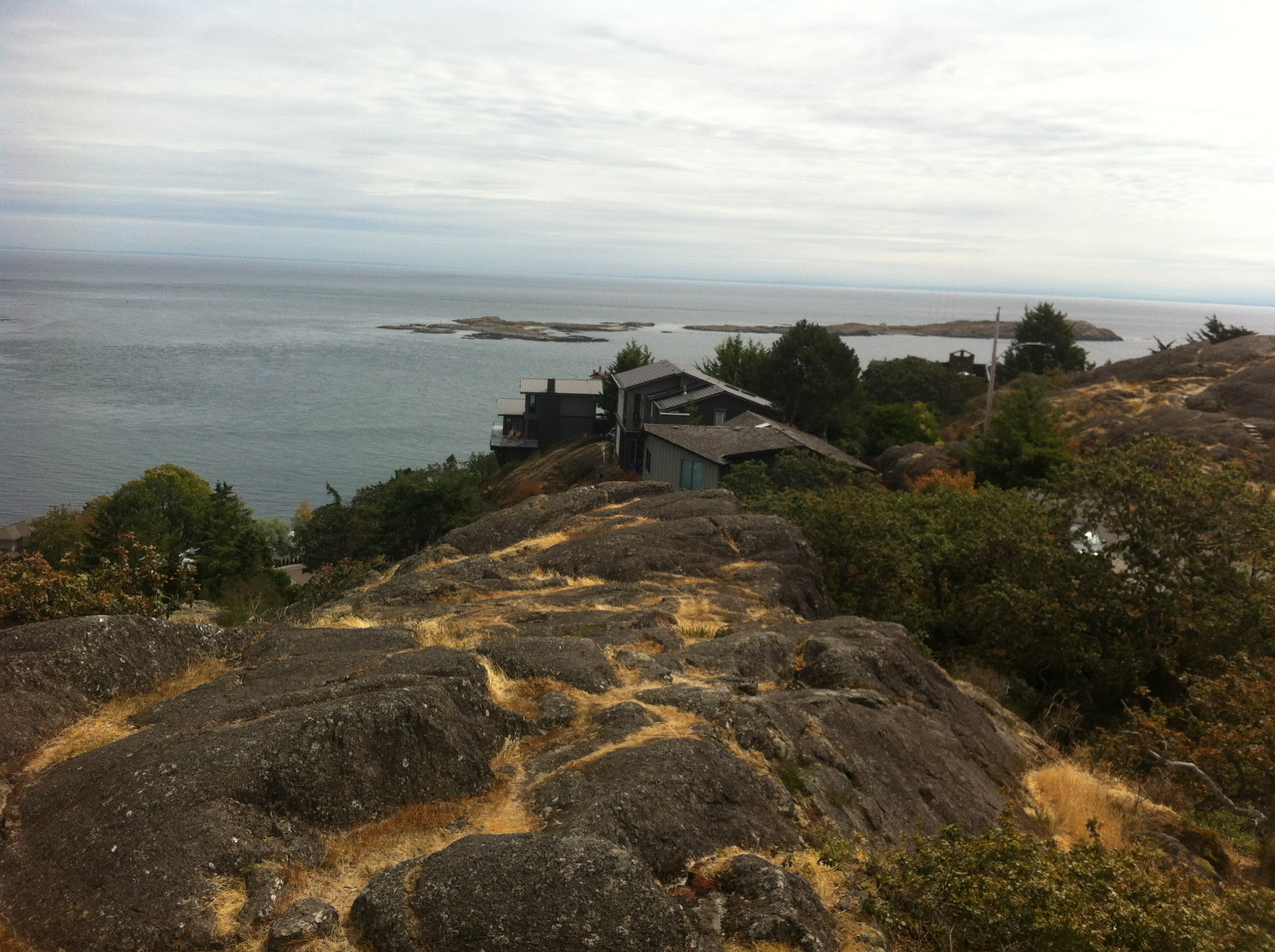 Trial Island from Gonzales Hill